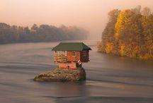 malé domky