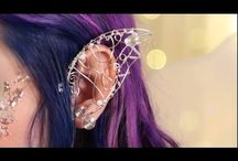 Cosplay: Dresses-Accessories-Makeup