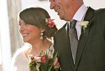 Bridal hair flowers by The Rose Garden, Cromer