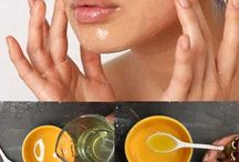 Homemade body/face cleansing recipes