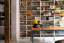 Millwork / bookcase cabinetry shelves