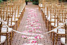 Wedding Aisle Decoration