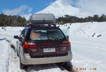 Chile País All Wheel Drive / Sabemos que te gusta vivir la aventura en tu Subaru.