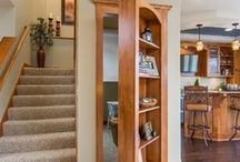 Home Ideas / Where I pin everything home related and then I will re-categorize it later on. / by Tracy Cullins