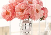 Medium Floral Centre Pieces