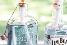üveg design