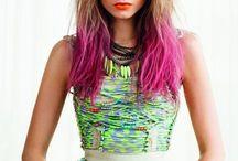 colori tagli piega  hair / by Coiffeur Caporiccio