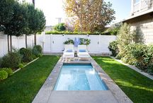 Small Pools / by Chip Munkey