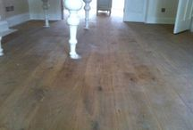 Re-Oiling Wooden Floors