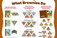 Girl Scouts- brownies