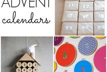 Advent Calendars / by [AC] Advent Conspiracy