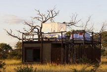 Safari Sleep Out Experiences