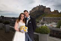 Weddings @ Apex Grassmarket Hotel / The Apex Grassmarket Hotel can accommodate weddings for up to 100 people at the ceremony and 180 for the evening reception.
