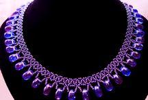 Náhrdeníky / různé navlékané náhrdelníky