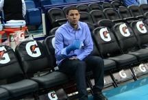 Austin Rivers / Pelicans backup guard Austin Rivers. / by Bourbon Street Shots