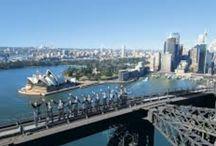 sydney harbour bridge charity climb