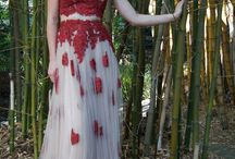 Whimsical Formal Gowns