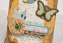 UmWowStudio Projects / Layouts, mixed media pieces, cards, tags, altered items and more using UmWowStudio products!