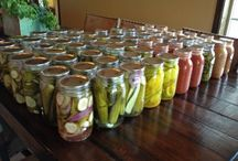 Canning Ideas / by Dawn Marie Oswald