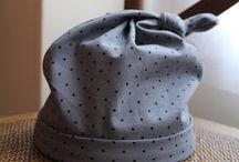 confectionner bonnet de bébé