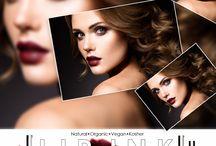 Lip Ink / Lip Ink  World's Only 100% Smearproof Liquid Lipstick