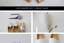 shoes decor