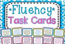 Reading - Fluency / Ideas and inspiration for improving student fluency in reading.