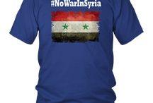 No War In Syria shirt - Save Syria Shirt