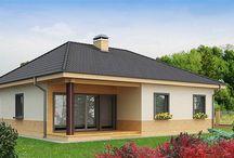 Domy / o projektach małych i tanich domów, budowaniu etc
