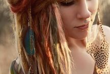 Real Dreads / A few inspirational pictures of real dreadies. They're absolutely gorgeous <3