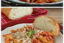 Slow cooker recipes / by Megan Landreth