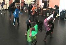 Multicultural / African dance