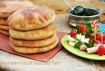 Ekmek Tarifleri / Bread Recipes