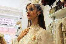 Vintage Wedding Inspiration with Dirty Fabulous Vintage / Take a look at some stunning & timeless vintage pieces from Rocks Jewellers and Dirty Fabulous Vintage.