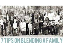 Blended Families / by The Healing Group