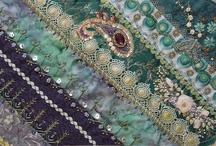 fabric art / by Melanie Fagerberg