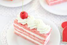 Sponge cakes / Génoises
