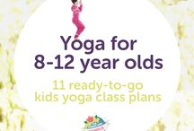 Parenting | Kid Yoga / A collection of yoga poses, suggestions and ideas for the parent who wants to bring yoga into their child's life. If you enjoy following this board take a look at my board Parenting | Mindfulness.