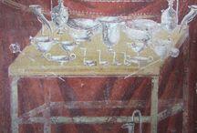 Roman banquets