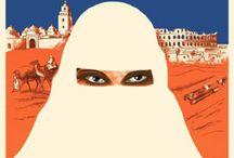 Tunisia | Vintage Posters