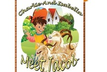 Charlie And Isabella / Charlie And Isabella Are Two Angora Goats And Have Magical Adventures #CharlieAndIsabella / by My Lap Shop Publishers