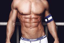 Models: Ruben Baars
