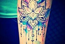 Tattoos / Algumas das que eu possivelmente faria kkkkk