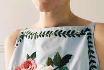 elbise nakışı