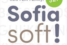 Font deal