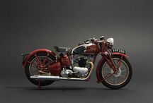 Harley Davidson & Indian