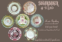 w e d d i n g / Vintage and shabby chic, mismatched china, pastels, gorgeous florals, whimsical and romantic. / by Kate Buckley