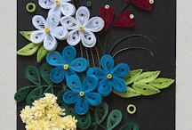 Quilling stint / by Kavitha Senthil Kumar