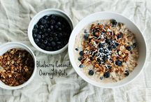 Healthy Breakfast Recipes! / Healthy recipes to start your day off right!
