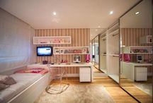 Dormitórios Menina